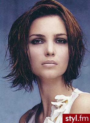 Fryzury średnie Włosy Fryzury średnie Anonymous 310