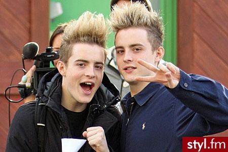 Blond Punk Rock Alternatywne Średnie Męskie Fryzury