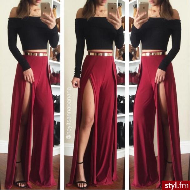 Długie Spódnice Moda