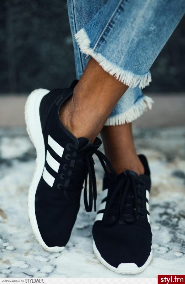 Sportowe Buty Moda