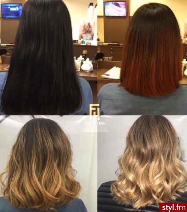ashblond z Olaplex https://forhairsobieski.pl/salon fryzjerski FOR HAIR - Blond Rozpuszczone Kręcone Na co dzień Średnie Fryzury