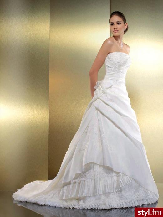 Suknia - Suknie ślubne Ślub Moda