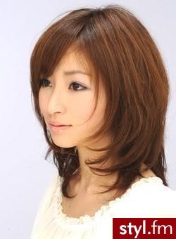 Fryzury średnie Włosy Fryzury średnie Alexis 561974