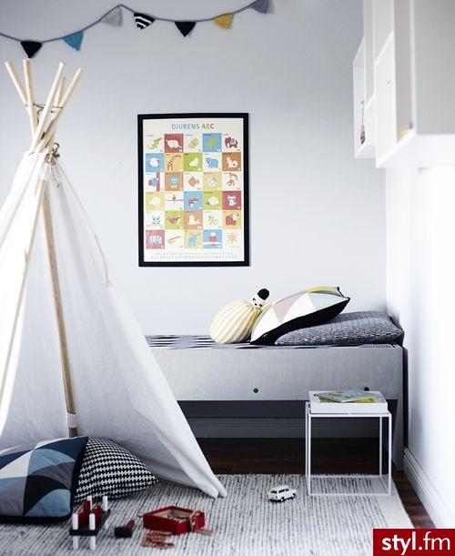 Pokój dla dziecka Dziecko
