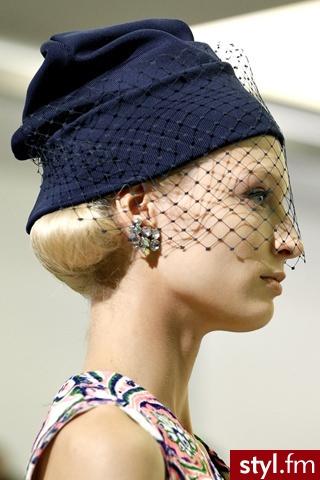 Nakrycia głowy Dodatki Moda