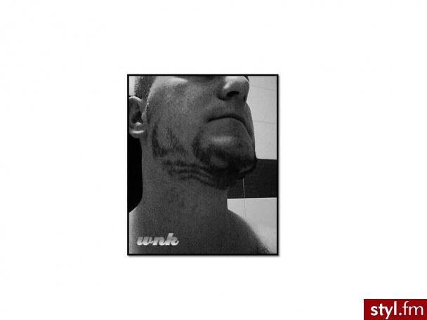 Tribale - wzory na głowie Alternatywne Krótkie Męskie Fryzury