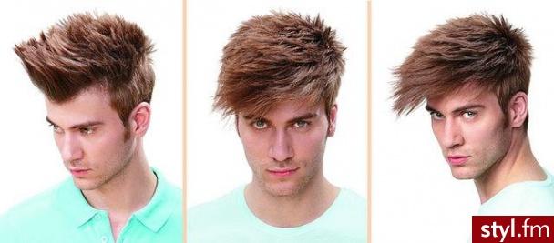 Fryzury Męskie średnie Włosy Fryzury Męskie średnie Kussi
